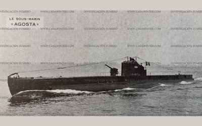 Gusta's U-Boote!